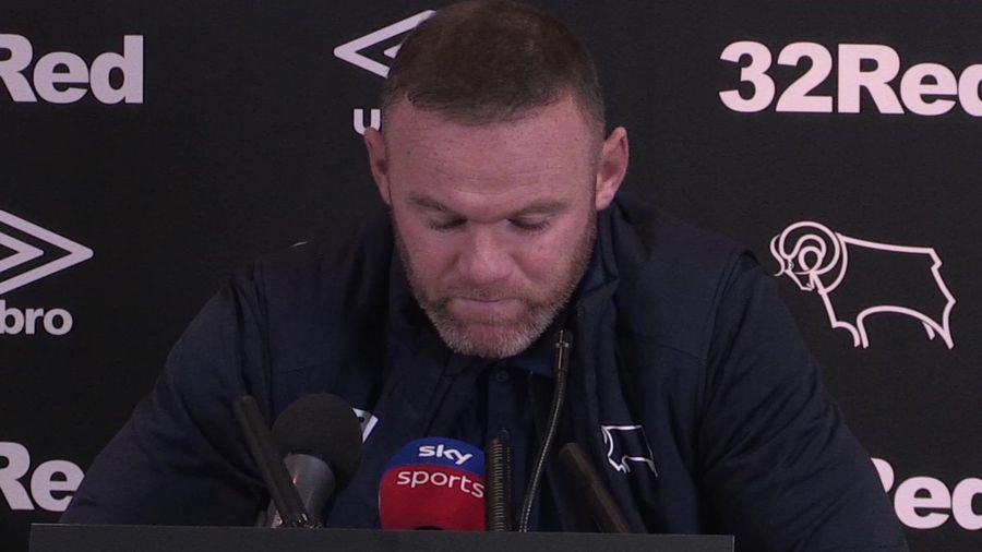 Good to be back in England - Rooney