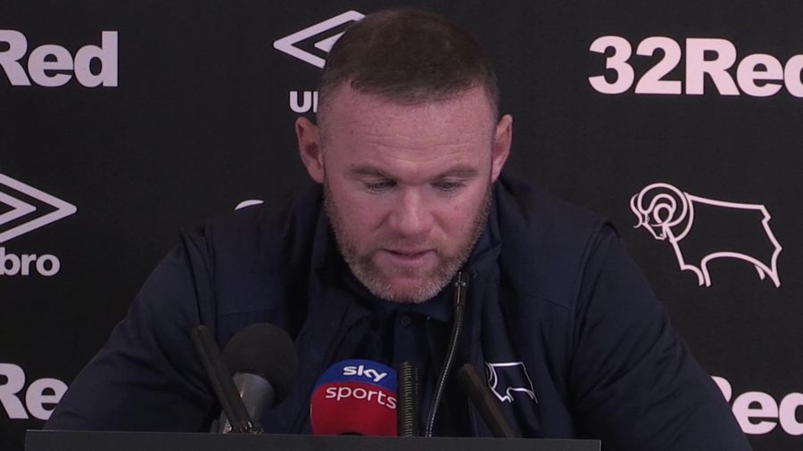 Believe Derby can make playoffs - Rooney