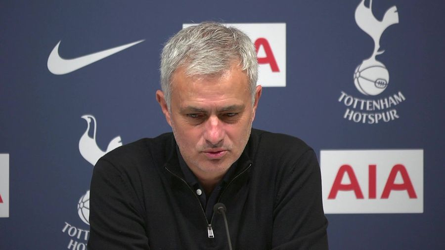 """Mourinho """"upset with goal but so many positives wi"""