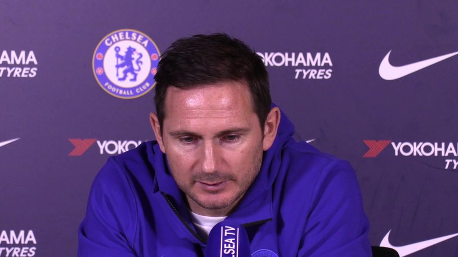 Glad refs will use VAR monitors - Lampard