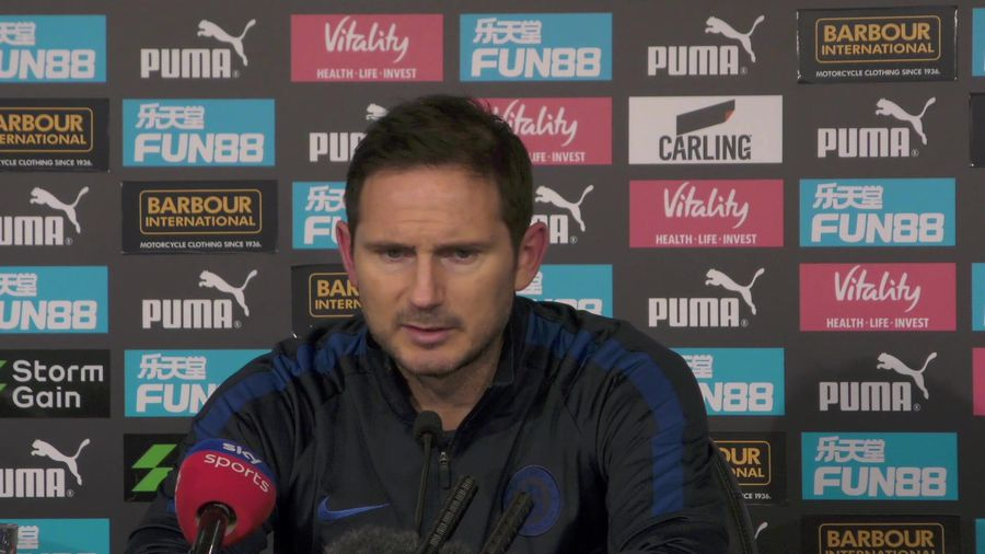 Gave a lot, can't rely on Tammy alone - Lampard