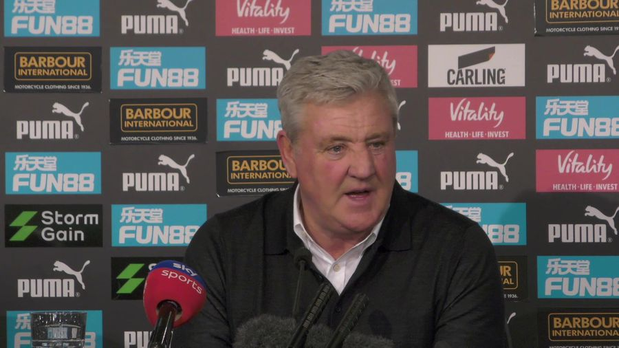 Delighted it turned into our night - Bruce