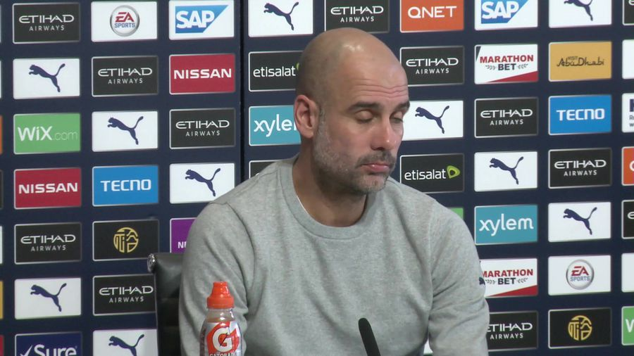 Laporte better every day - Pep