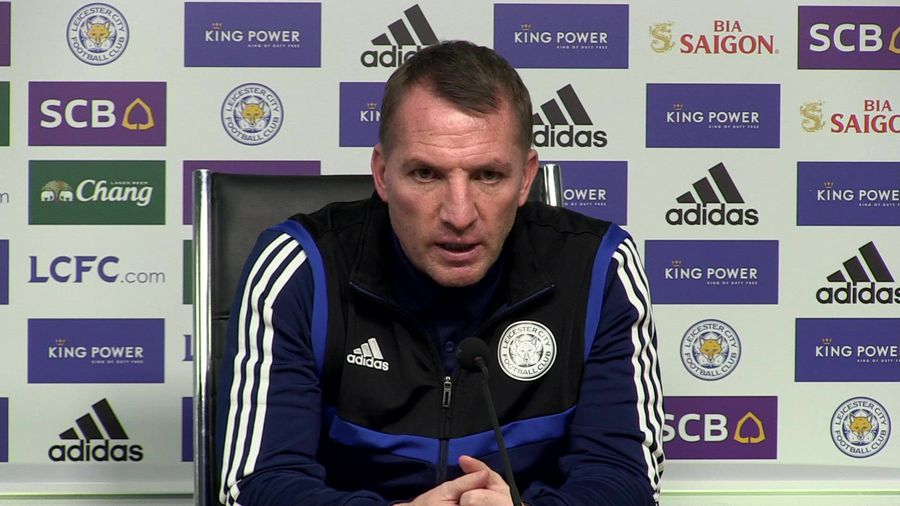 Not just about Grealish - Rodgers
