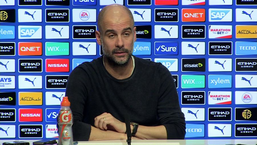 We have to be careful - Guardiola