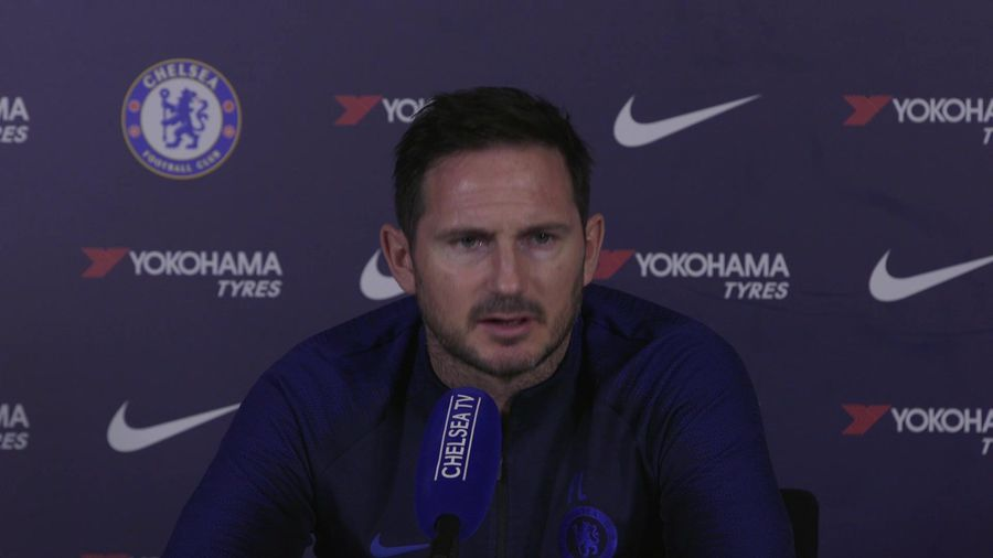 Expect a tough game with United - Lampard