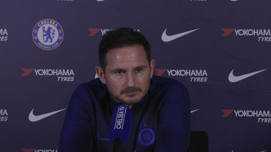 Kepa reacted well to being dropped - Lampard