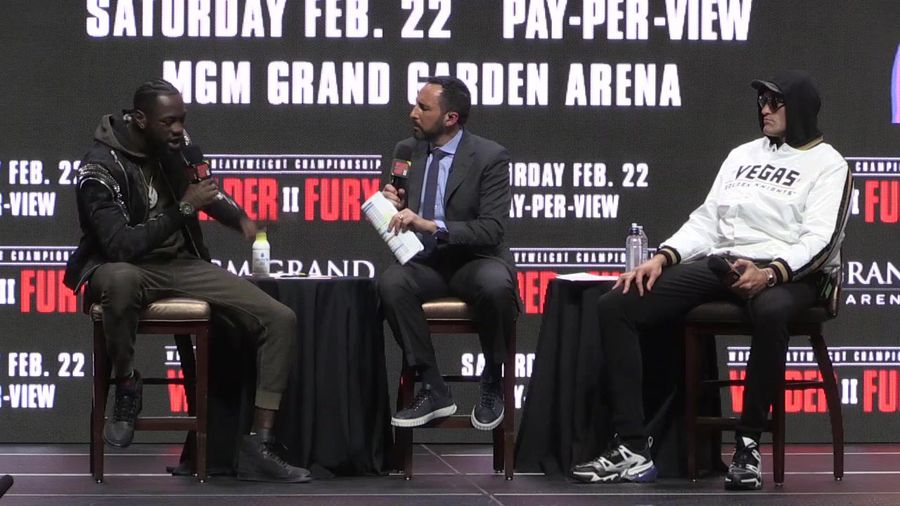 Fury vs Wilder preview (part two)