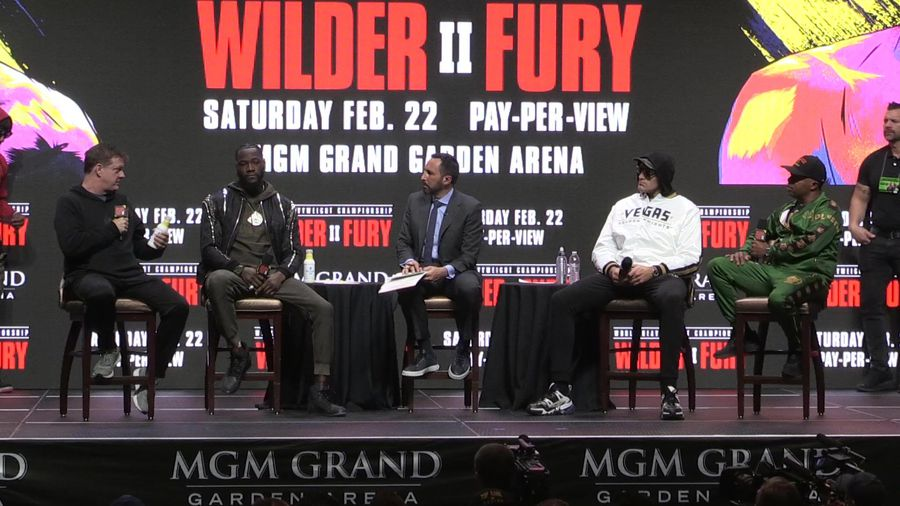 Fury vs Wilder preview (part three)