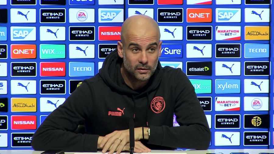 Can't change what people think on FFP - Guardiola