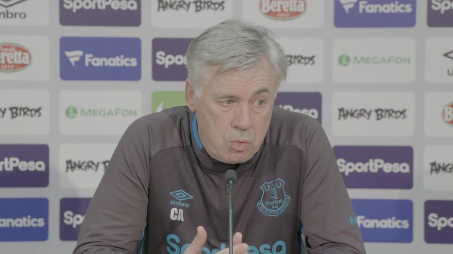 Arsenal game big, but others to come - Ancelotti