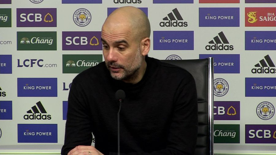 Penalty misses not normal - Guardiola