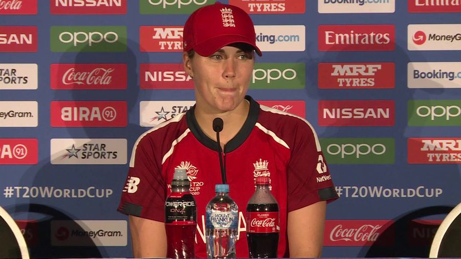 England's Sciver post loss to South Africa