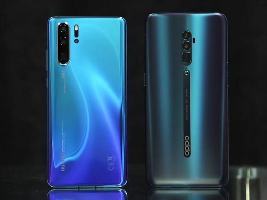 Huawei P30 Pro vs Oppo Reno 10x Zoom - Battle Of The Superzoom Camera Phones