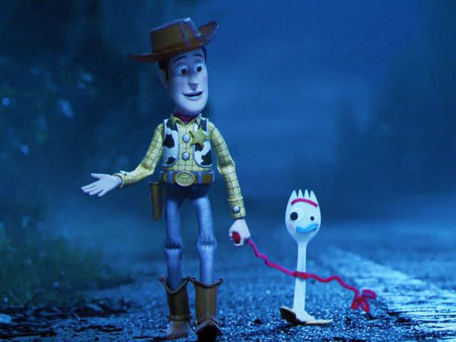 First Impressions Of Toy Story 4