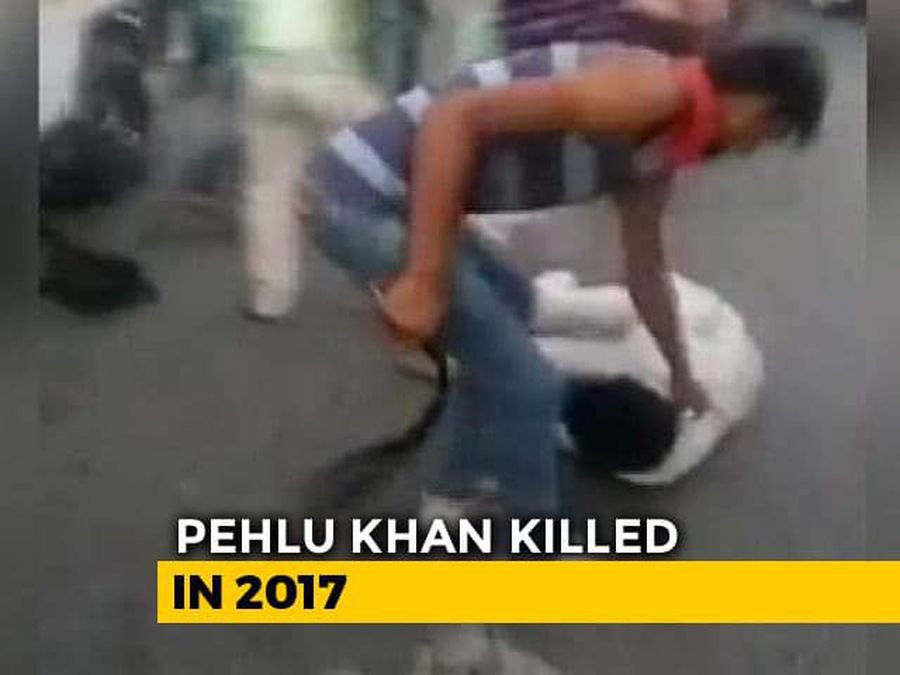Pehlu Khan, Lynched In Rajasthan In 2017. Now, A Chargesheet Against Him