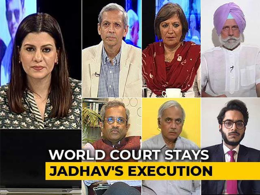 Big Win For India At World Court In Kulbhushan Jadhav Case
