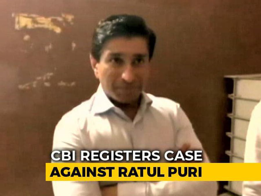 Ratul Puri, Former Moser Baer Execs Named By CBI In Bank Fraud Case