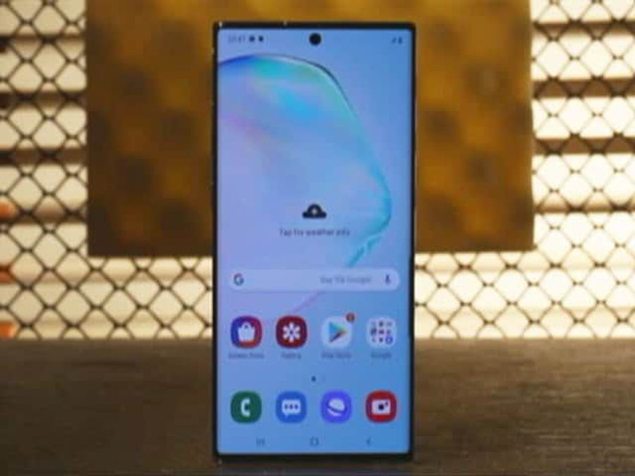 Samsung Galaxy Note 10+: Noteworthy Enough?