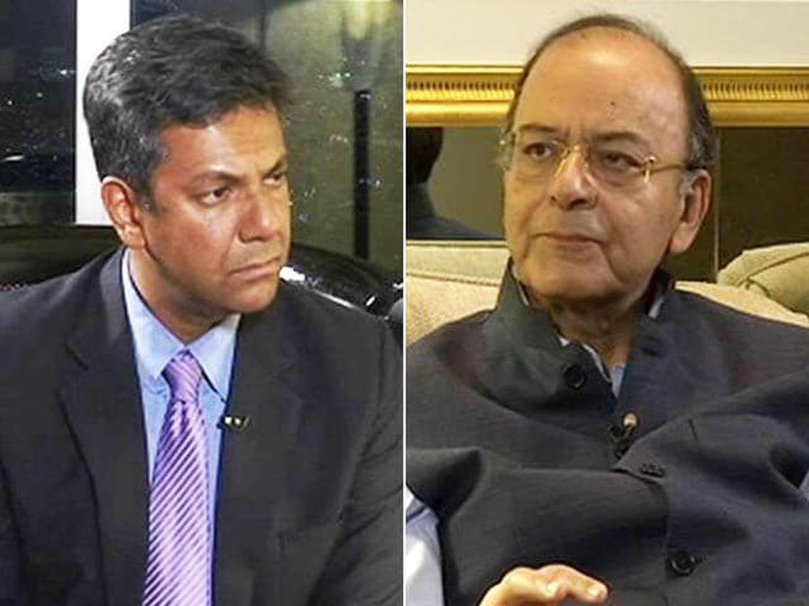"""Don't Know Who Is In Charge In Pakistan"": Defence Minister Arun Jaitley (Aired May, 2017)"