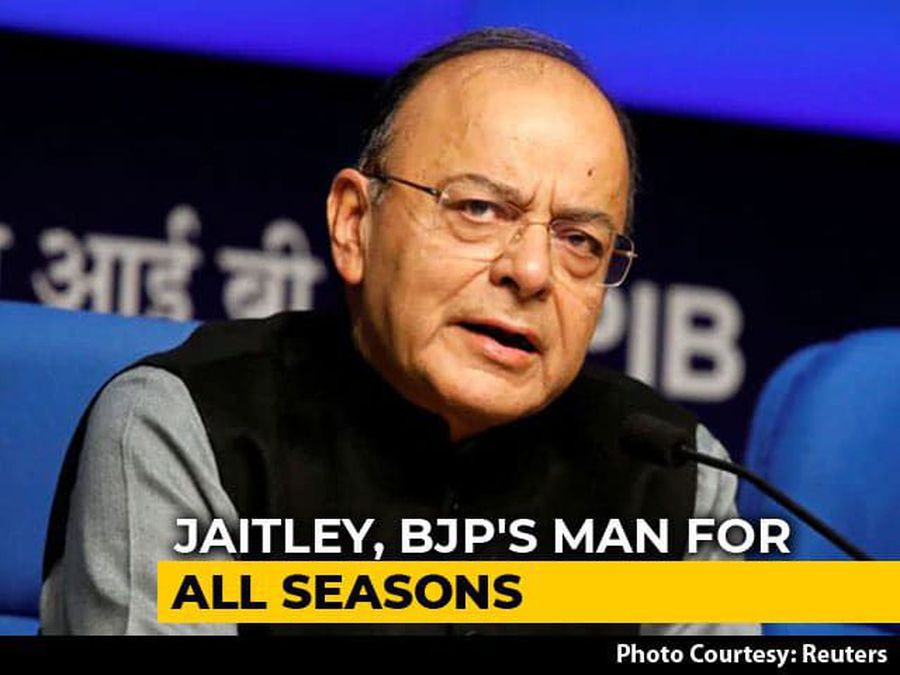 Arun Jaitley: From Student Leader To Cabinet Minister