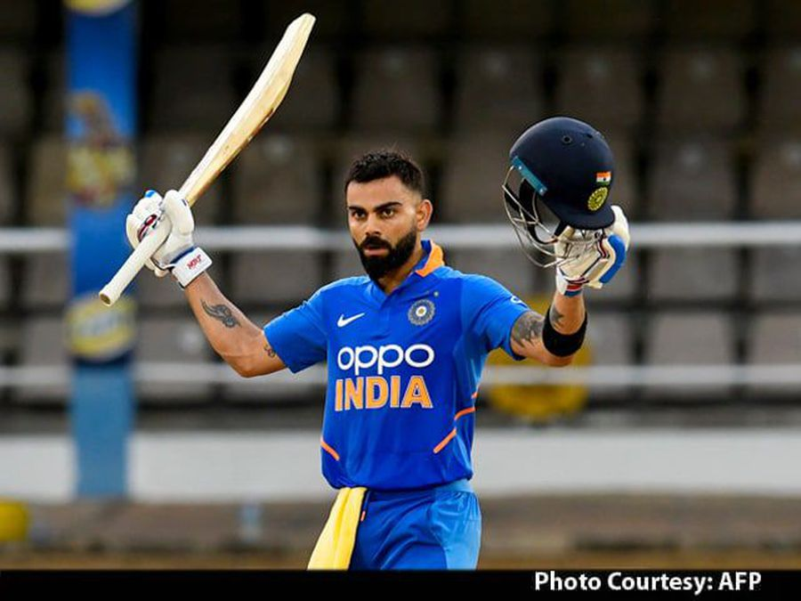 Virat Kohli Becomes First To Score 20,000 International Runs In A Decade