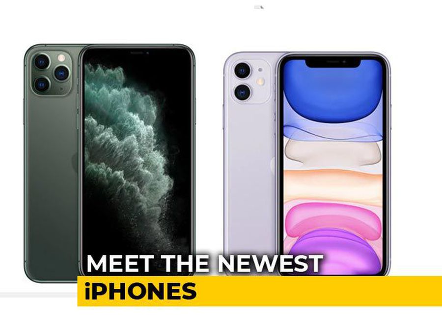 The iPhone 11 Series Launched