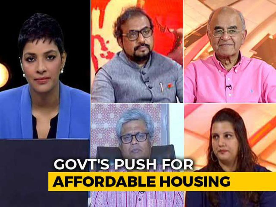 Centre Announces Measures To Boost Housing, Exports