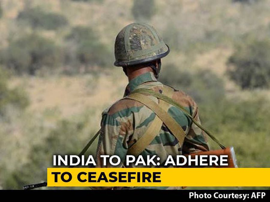 Over 2,000 Ceasefire Violations, Stop Targeting Civilians: Centre To Pak