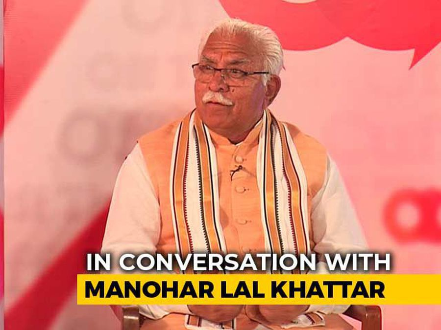 Off The Cuff With Manohar Lal Khattar