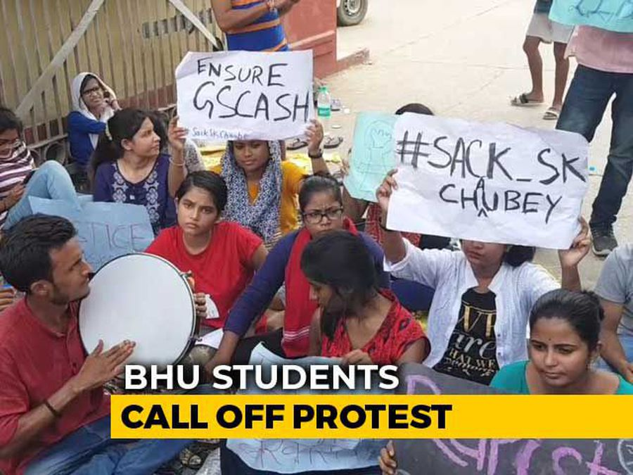 """BHU Professor, Accused Of Sex Harassment, Sent On """"Long Leave"""""""