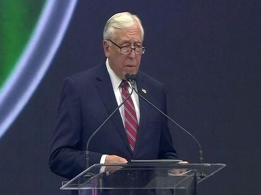 'An Honour To Welcome PM Modi To The USA': Steny Hoyer
