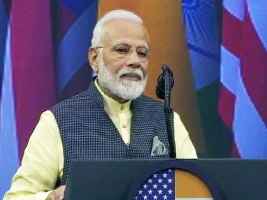 """""""If You Ask 'Howdy, Modi', I'll Say - Everything Great In India"""": PM Modi"""
