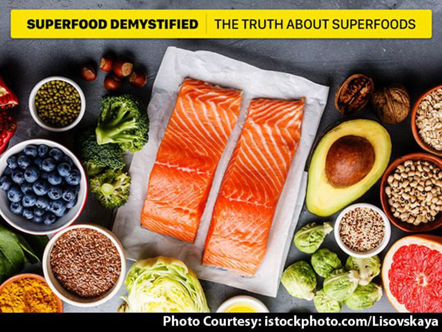 Superfood Demystified: The Truth About Superfoods