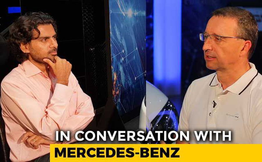 In Conversation With Martin Schwenk, MD, CEO Mercedes-Benz