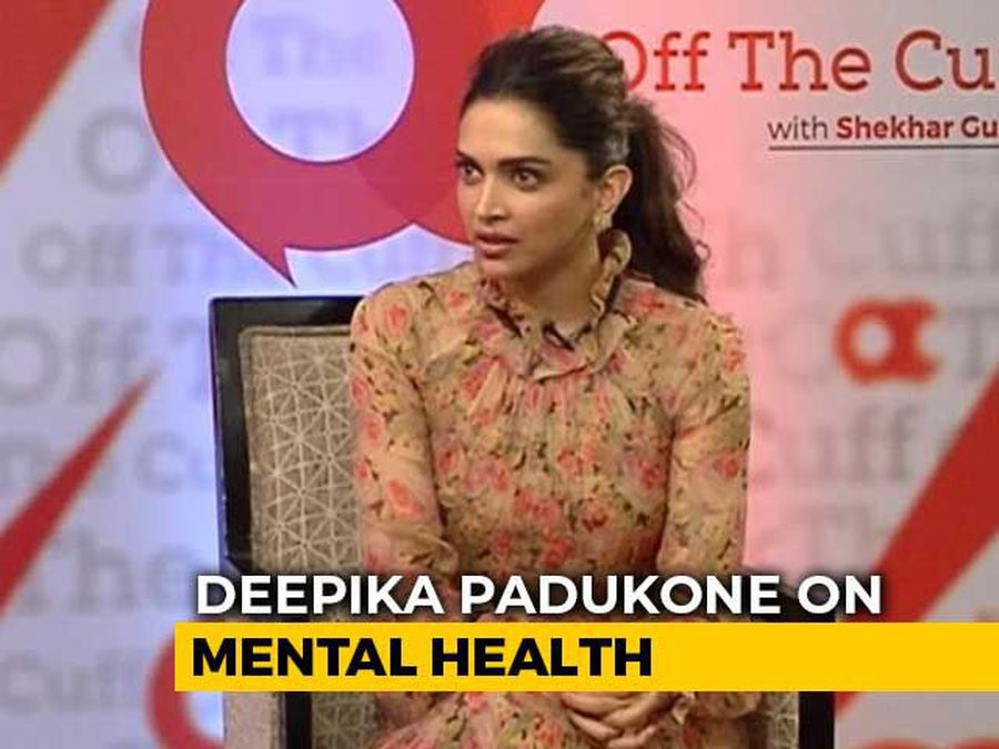 Deepika Padukone On How Mental Health Is Portrayed On Film: 'Need To Be Sensitive'