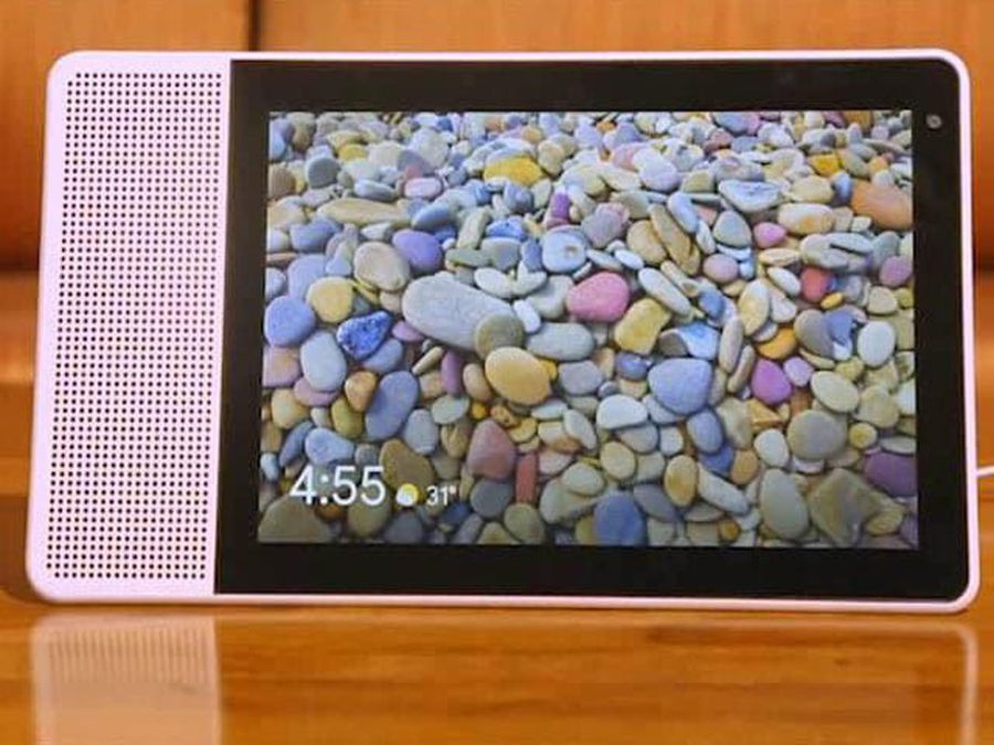 A Smart Display Backed By Google