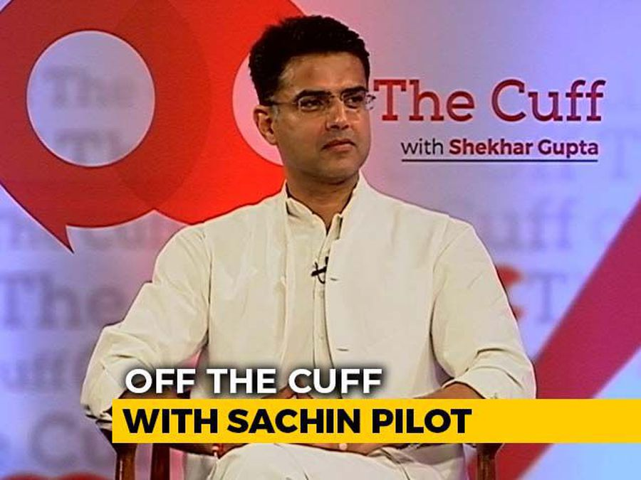 """""""PM Hardworking Man, Could Be More Inclusive,"""" Says Sachin Pilot"""