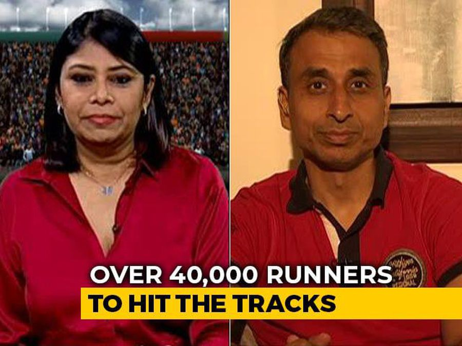 Kipchoge's Spirit Will Be On Delhi Tracks