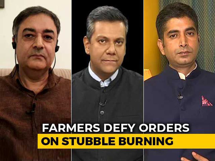 Stubble Burning: Farmers Vs Authorities