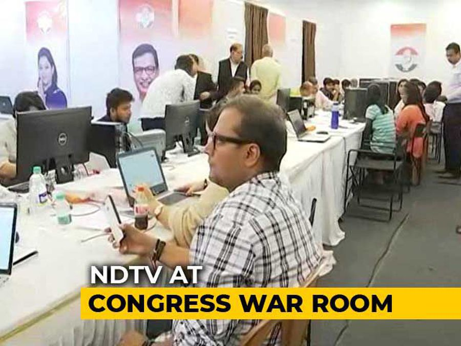 In Maharashtra, Congress Files Over 200 Complaints With Election Commission On Polling Day