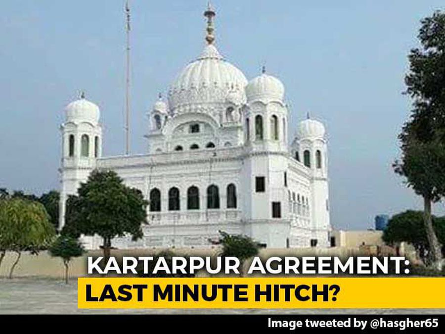 Kartarpur Pact Between India, Pak Unlikely To Be Signed Tomorrow: Sources