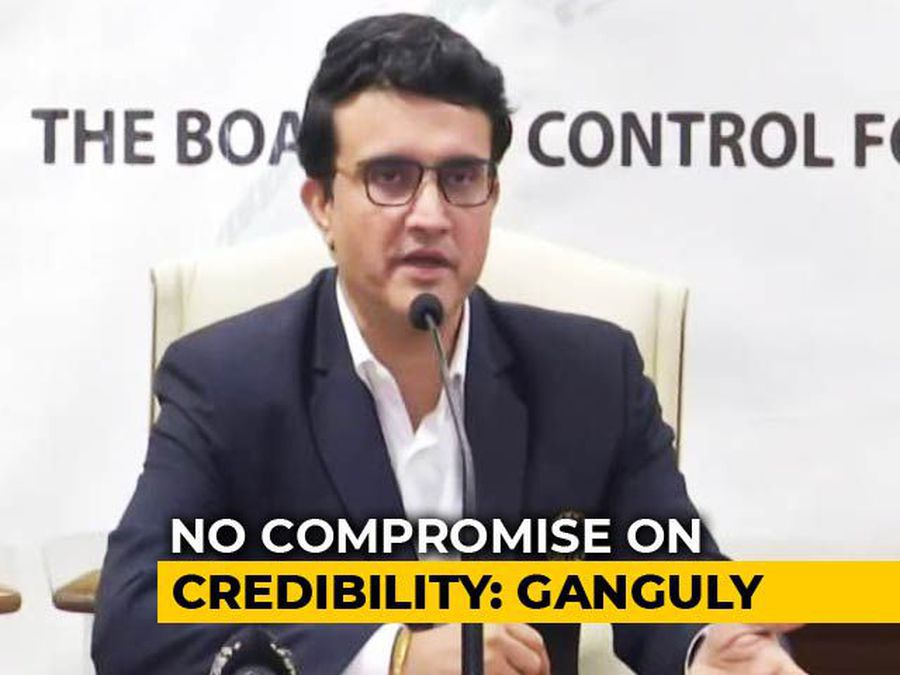 """""""Corruption-Free, Same-For-All BCCI, Just As I Led India"""": Sourav Ganguly"""