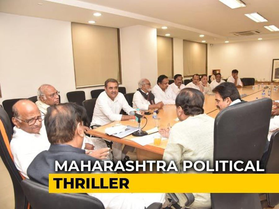 President's Rule In Maharashtra, Talks For Power Continue