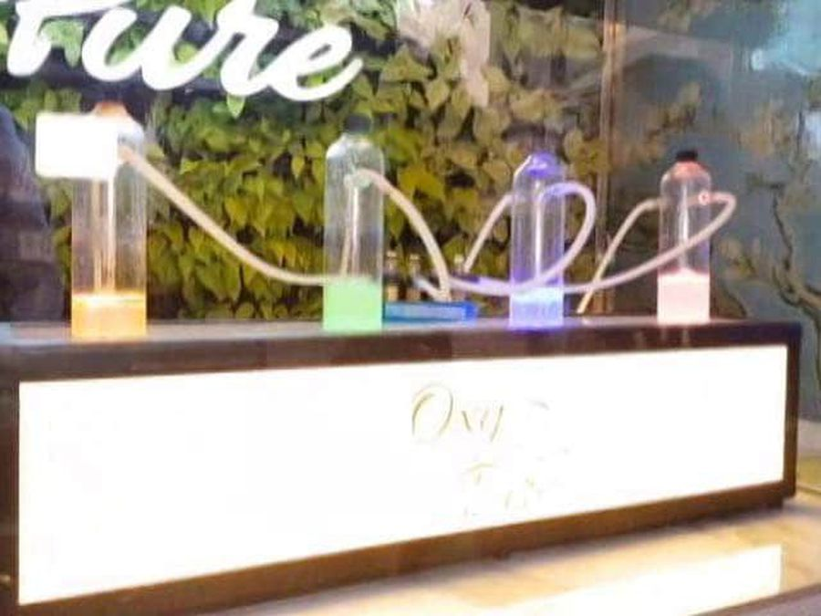 Delhi Bar Provides Fresh Oxygenated Air In 7 Different Aromas