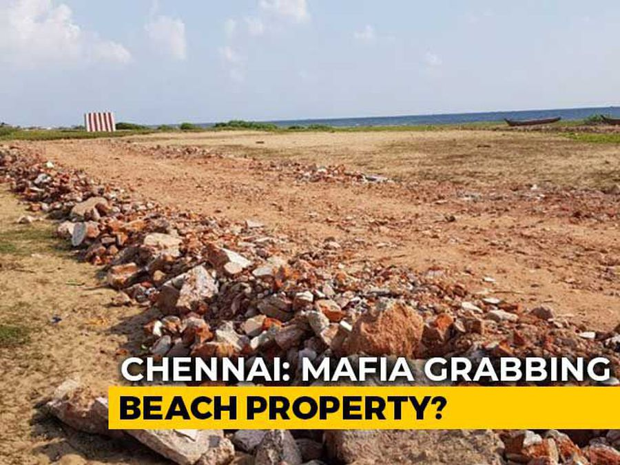 In Row Over Fishing Settlement, Chennai May Lose Beach Where Turtles Nest