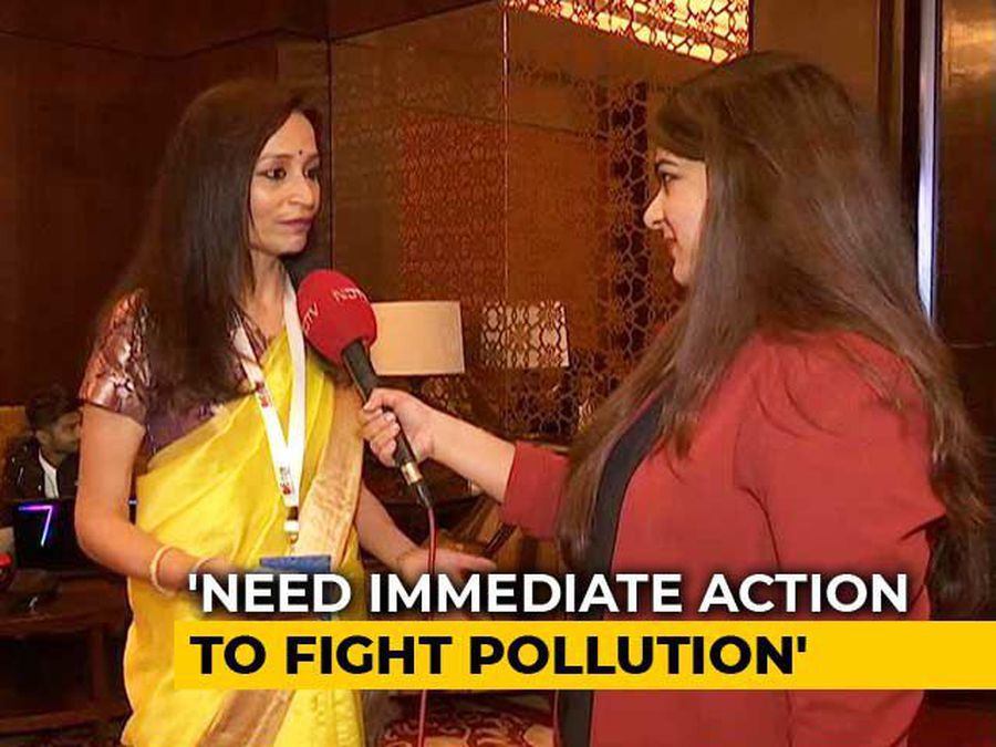 """""""Need To Take Crucial Steps To Fight Pollution"""""""