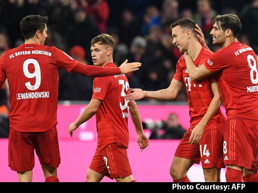 PSG, Bayern Munich, Juventus Qualify For Champions League Last-16