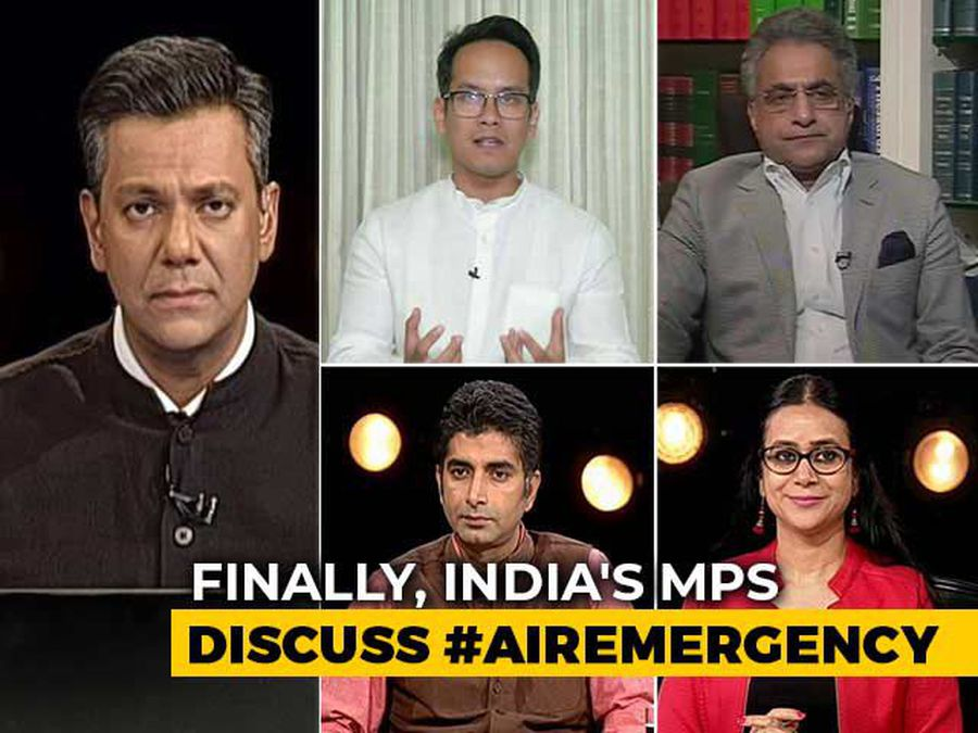 Parliament Debates Pollution: Will Netas Clear The Air On Solutions?