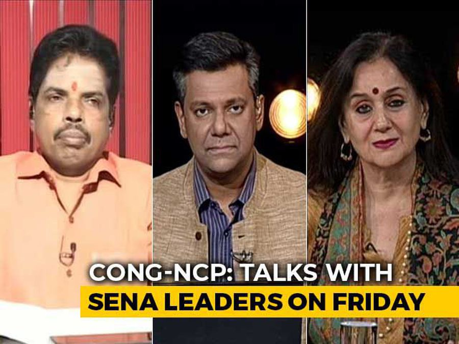 Is The Plank Of 'Secularism' Dead In The Congress-Sena-NCP Alliance?